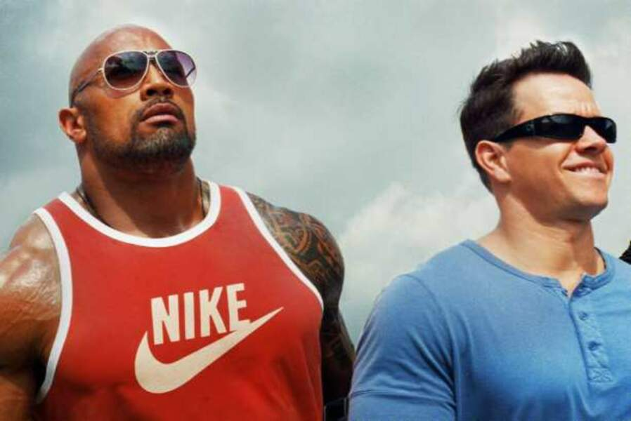 No Pain No Gain, (Michael Bay, 2013), avec Mark Wahlberg