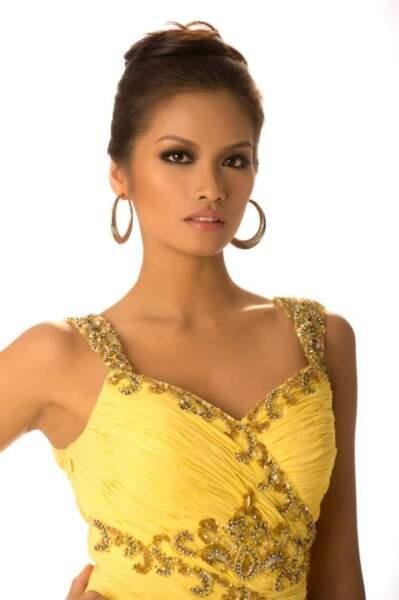 Miss Philippines (Janine Tugonon)