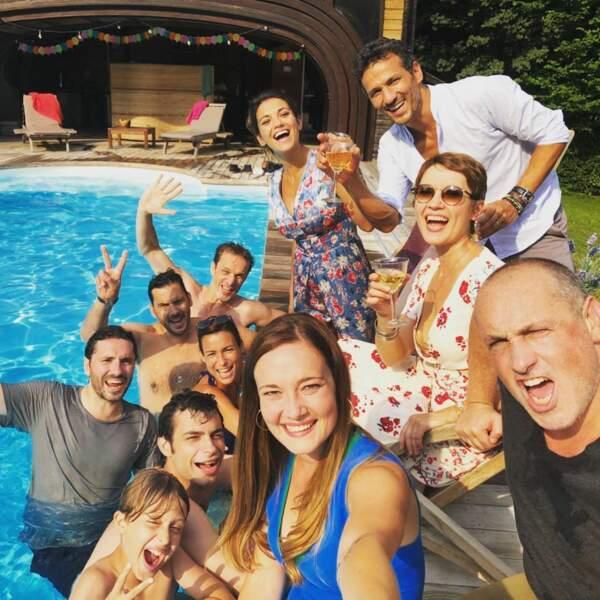 Il y a du monde pour la saison 15 d'Une famille formidable