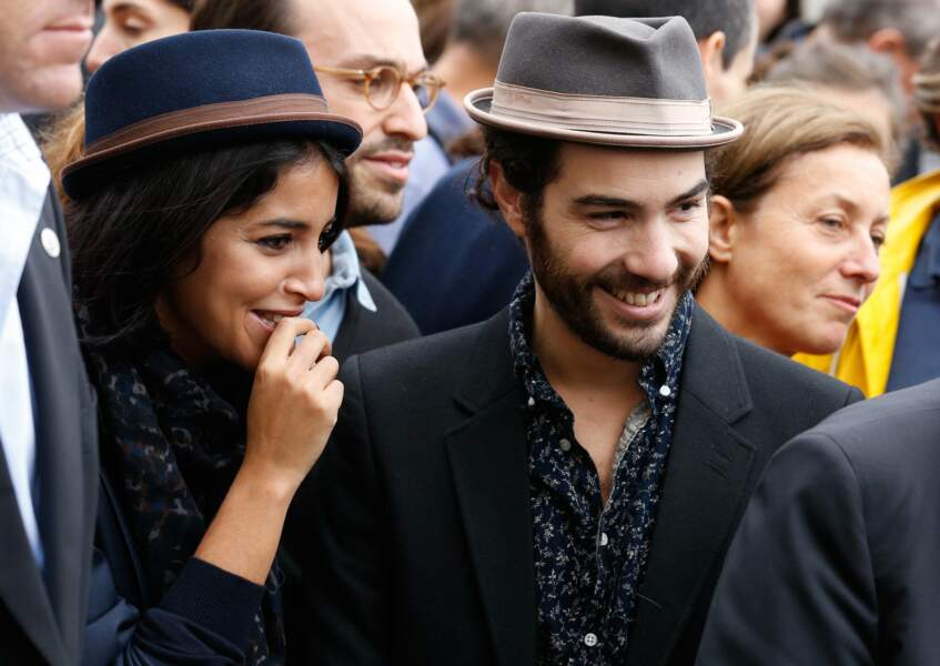 Côté vie privée, Leïla est en couple avec Tahar Rahim depuis leur rencontre sur le film Le Prophète