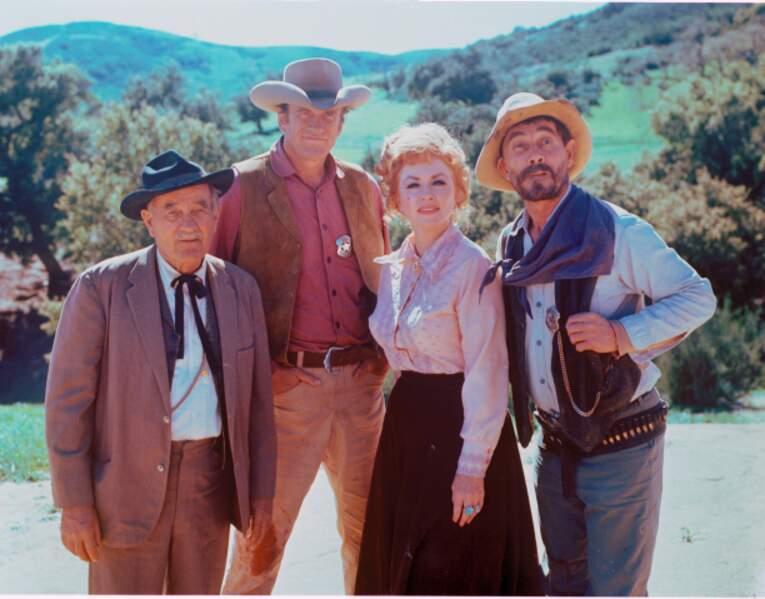 Gunsmoke (20 saisons, 1955-1975)
