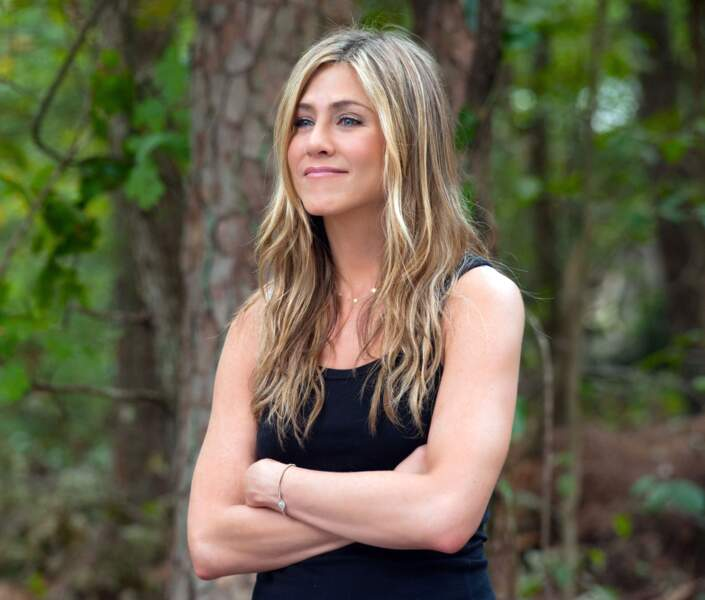 8) Jennifer Aniston