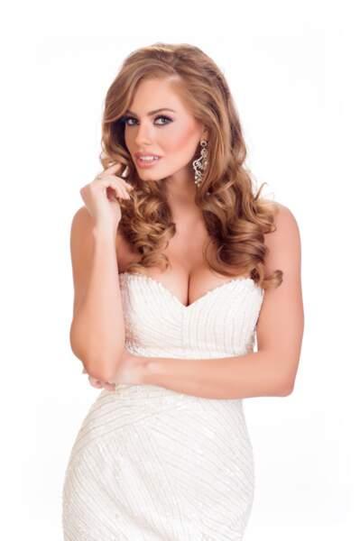 Silvia Prochadzkova, Miss Slovaquie 2014