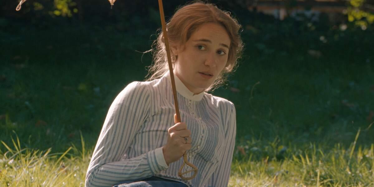 """L'année suivante, elle prête ses traits à l'épouse et modèle du peintre dans """"Cézanne et moi"""""""