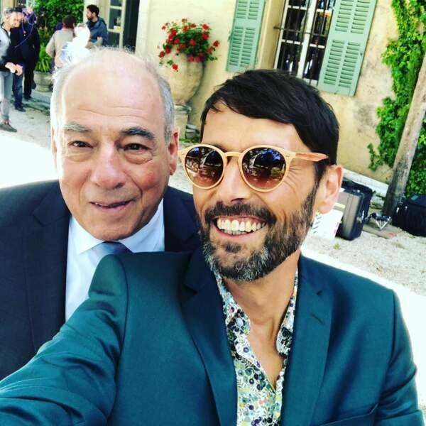 Le soleil est de la partie à Marseille où Laurent Kérusoré et Michel Cordes sont sur leur 31...