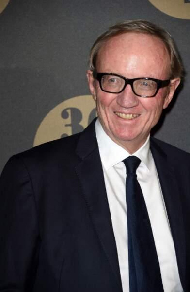 Bertrand Méheut, l'heureux PDG du groupe Canal+