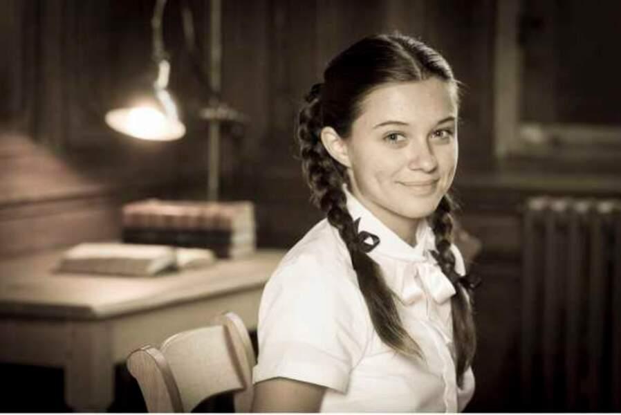 Mathilde, 14 ans