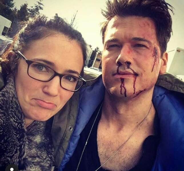 Attention à la castagne dans Legends of Tomorrow ! Nick Zano en a fait les frais