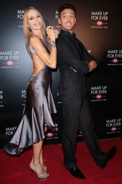 La partenaire de Maxime Dereymez s'avère une excellente danseuse…