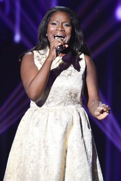 Prof de chant et membre d'une chorale, Léah a fait sensation avec sa reprise impeccable de Listen, de Beyoncé