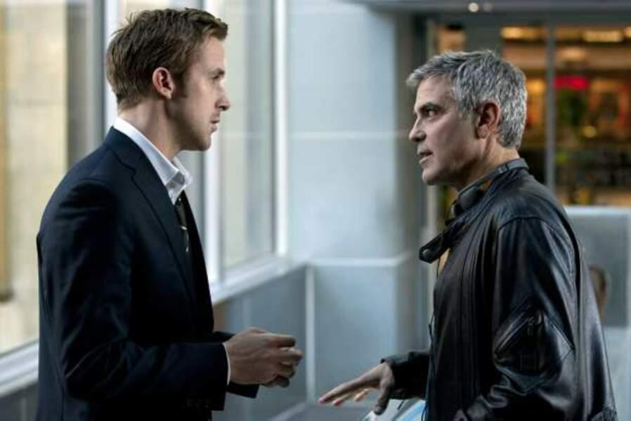 Les marches du pouvoir - George Clooney (2011)