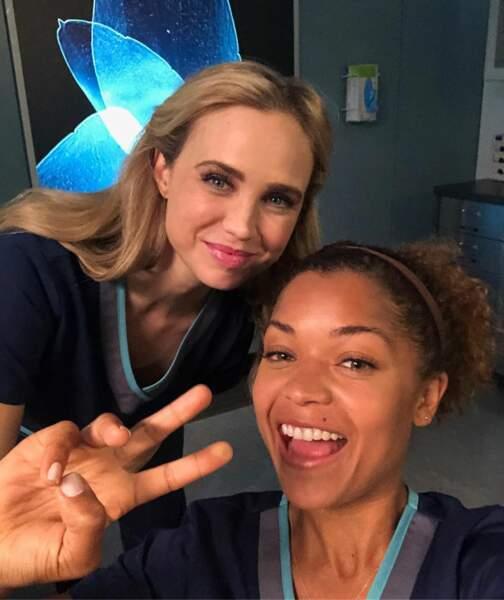 Les filles de Good Doctor sont ravis de tourner la saison 3