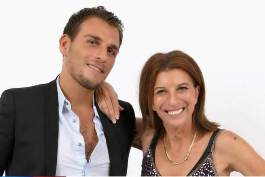 Linda et son fils Alexandre
