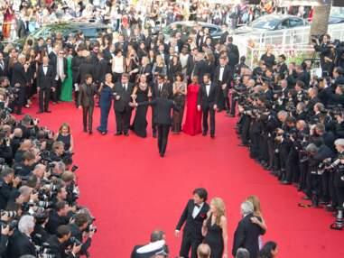 Cannes 2015 : La première montée des marches