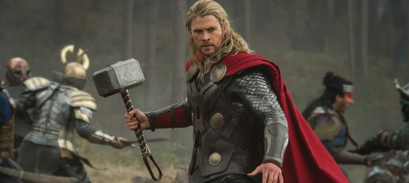 La couleur de Thor a ses raisons que le coeur ignore !