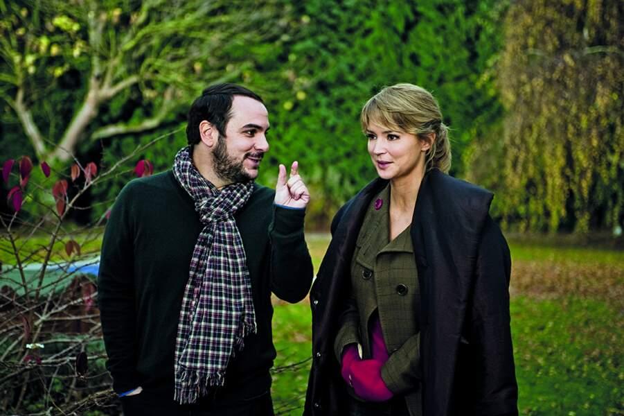 Elle poursuit avec une autre comédie romantique, en 2011, La Chance de ma vie, face à François-Xavier Demaison.