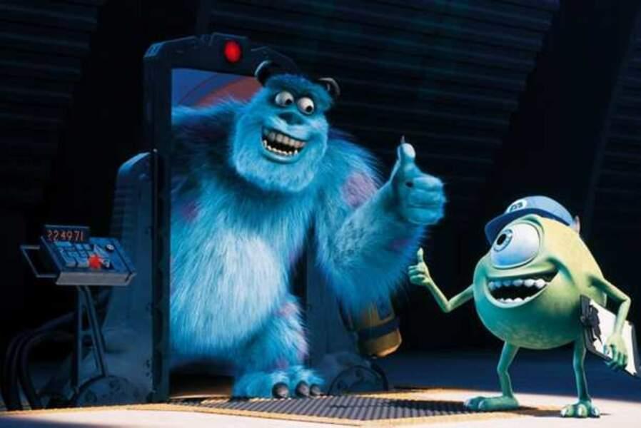 Bob et Sully (Monstres et Cie, 2001)