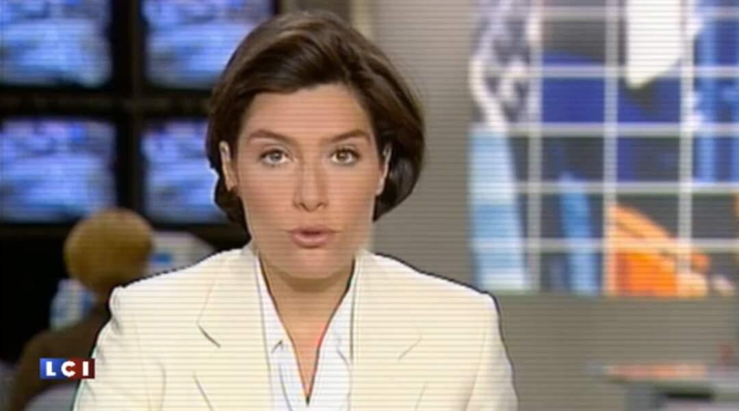 Daphné Roulier a également débuté sur LCI.