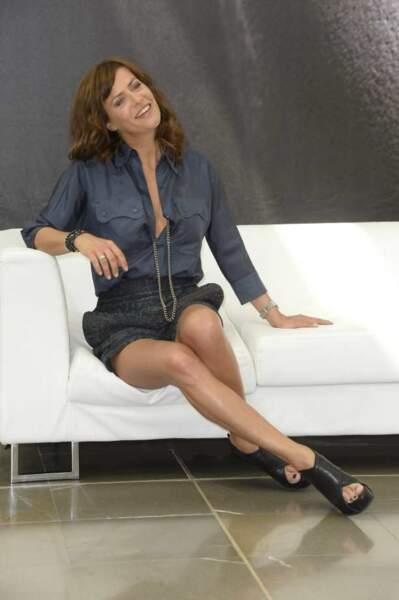 Anne Caillon ravissante