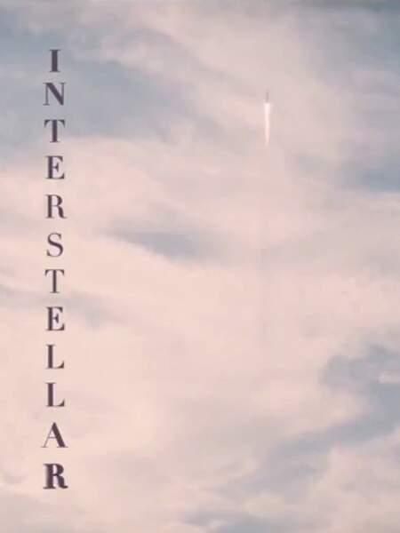 Interstellar (sortie le 5 novembre 2014)