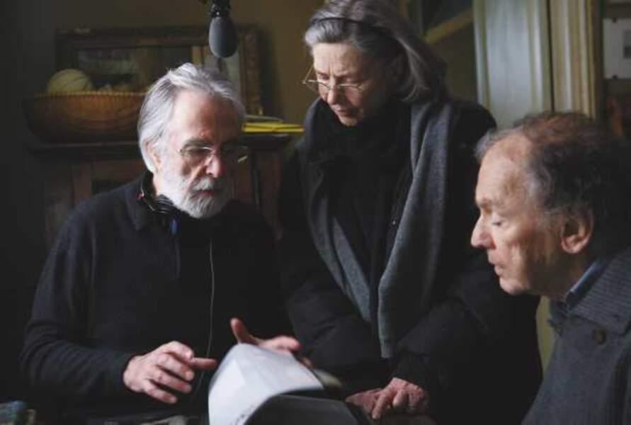 Amour, de Michael Haneke (Meilleur film)