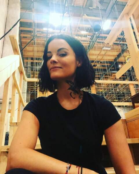 Blindspot saison 5, c'est parti ! Et avec le sourire pour Jaimie Alexander !
