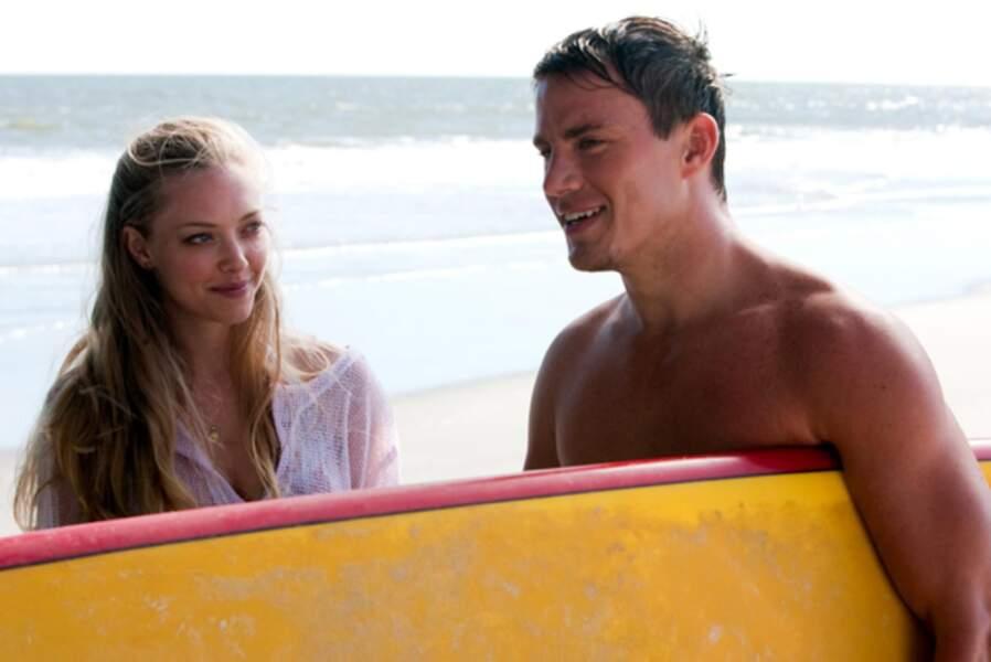 Il interprète un G.I. amoureux d'une étudiante (Amanda Seyfried) dans le très guimauve Cher John (2010).
