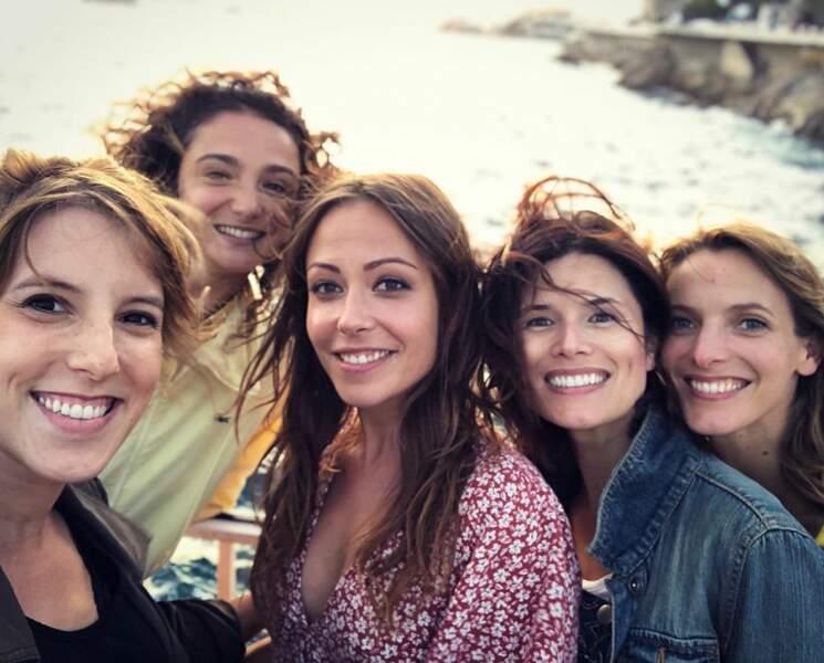 Dounia Coesens retrouve ses collègues de Plus belle la vie le temps de quelques épisodes