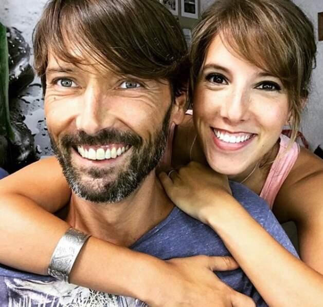 Barbara (Léa François) et Thomas (Laurent Kérusoré) s'adorent !