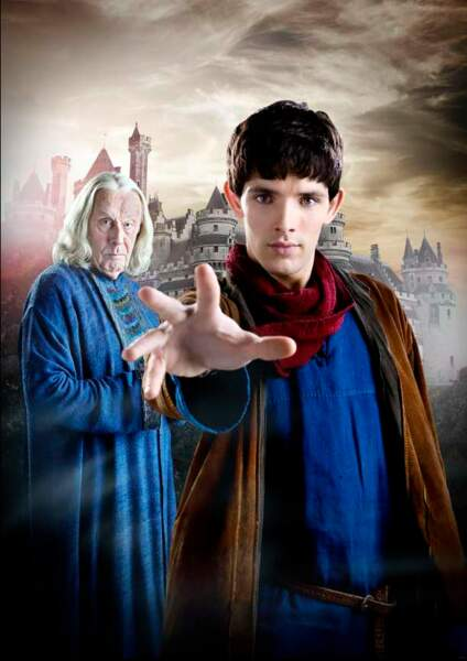 Anthony Stewart Head et Colin Morgan, les stars de Merlin