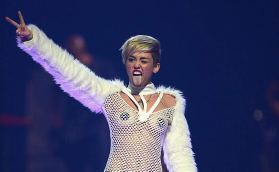 La prude Hannah Montana est désormais bien loin !