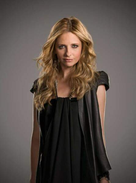 Sarah Michelle Gellar - Crazy Ones (CBS)