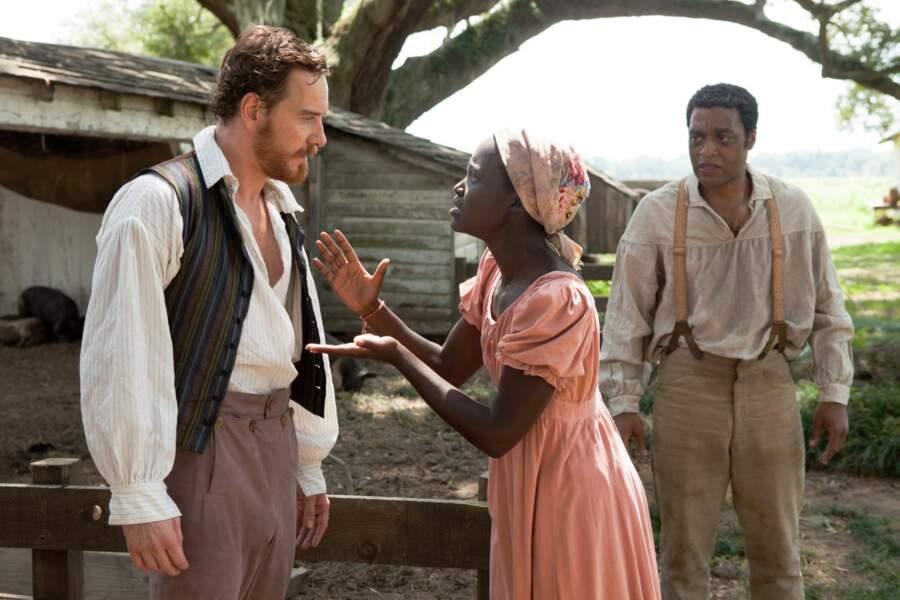 Il tourne pour la 3ème fois sous la houlette de Steve McQueen dans le film multi-oscarisés 12 years a Slave