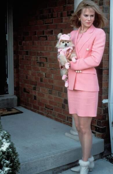 En 1995, elle remporte un Golden Globe avec sa prestation dans Prête à Tout