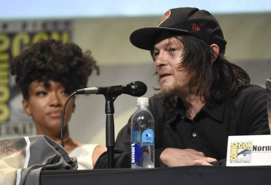 Il a l'air tellement sympa ce Norman
