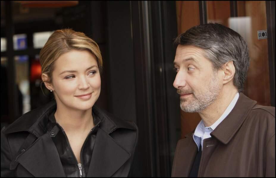En 2007, elle joue son propre rôle dans la série Off Prime, dont 2 saisons seront tournées, et programmées par M6.