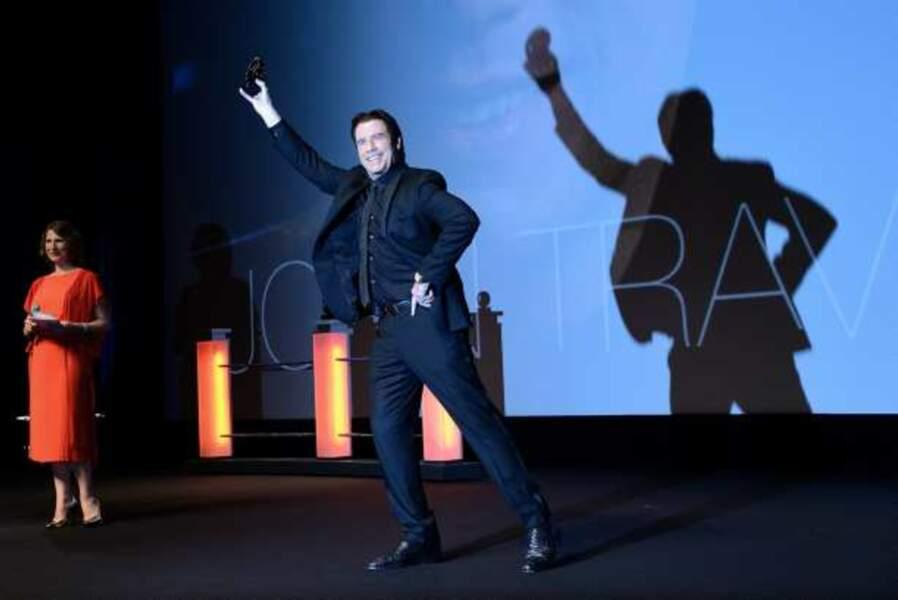 John Travolta rejoue Pulp Fiction