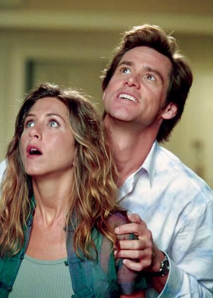 Bruce tout puissant (2003) : avec Jim Carrey