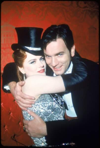 Encore un rôle sur mesure dans la comédie musicale Moulin Rouge !