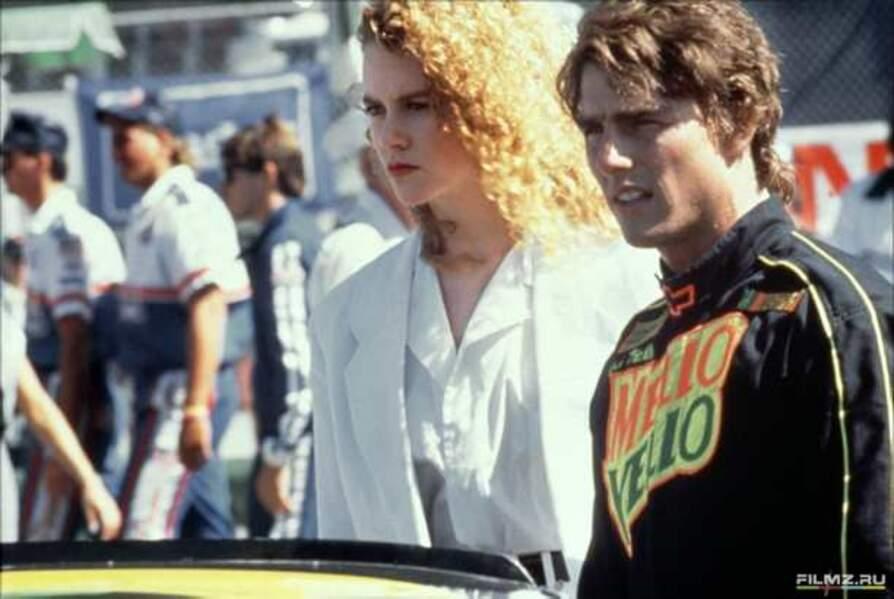 Jours de tonnerre, avec Nicole Kidman (1990)
