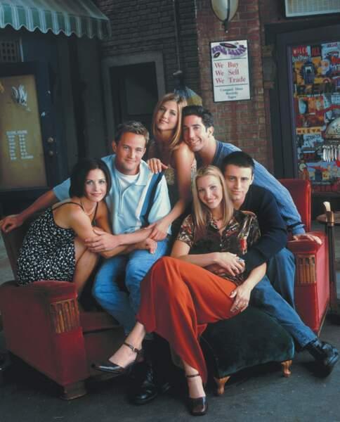 Friends (saison 2 - 1995)