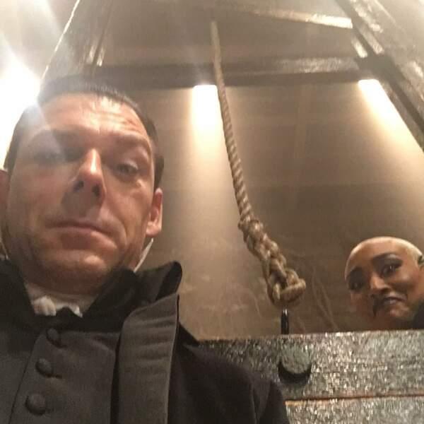 Quel mauvais coup Faustus Blackwood prépare-t-il pour la saison 3 des Nouvelles Aventures de Sabrina ?