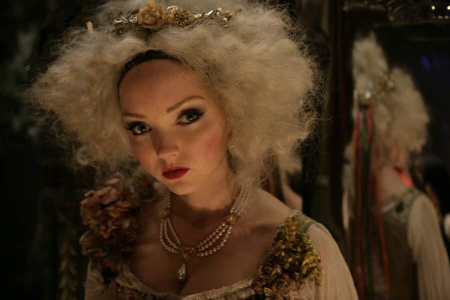Lily Cole dans L'Imaginarium du docteur Parnassus (2009)
