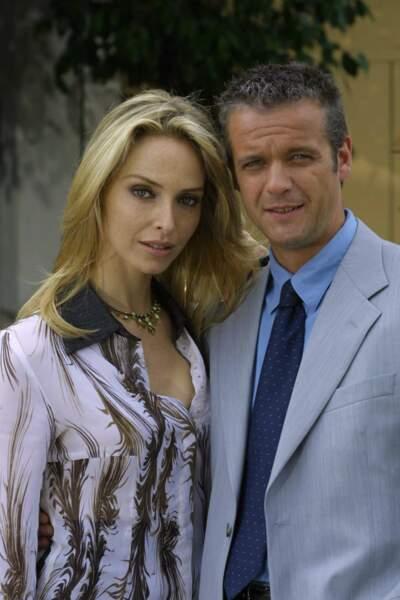 Puis elle a épousé Baptiste Mondino (joué par David Brécourt)