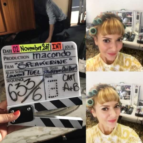 Céline Vitcoq (Wendy dans Plus belle la vie) bientôt à l'affiche de Speakerine sur France 2 !