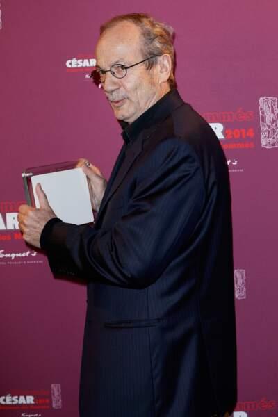 Patrick Chenais - catégorie meilleur acteur dans un second rôle pour Les Beaux Jours