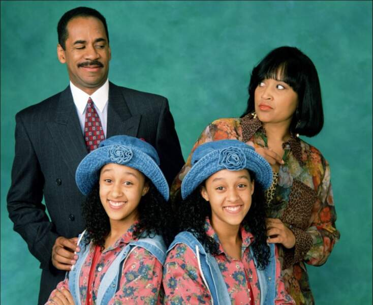 Dans les années 1990, Tia et Tamera Mowry était les stars de la série Sister Sister