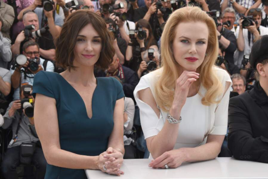 Paz Vega et Nicole Kidman