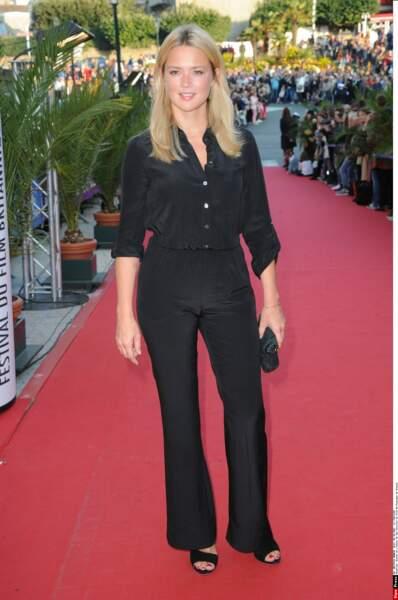 Elle termine cette belle année en faisant partie du 26e Festival du Film Britannique de Dinard.