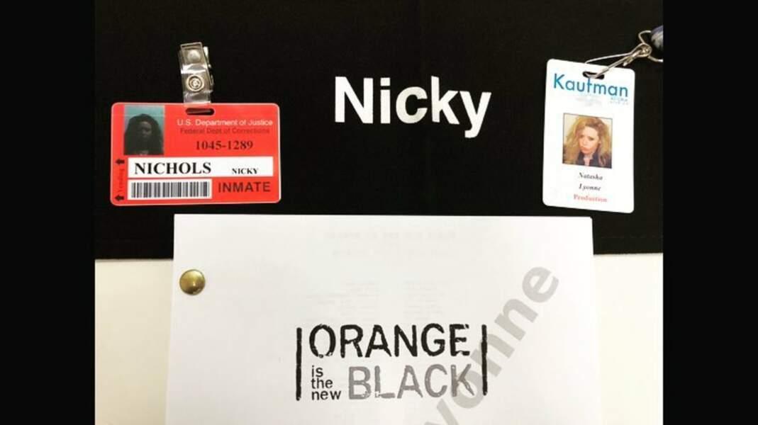 En revanche, c'est la fin pour Orange is the New Black
